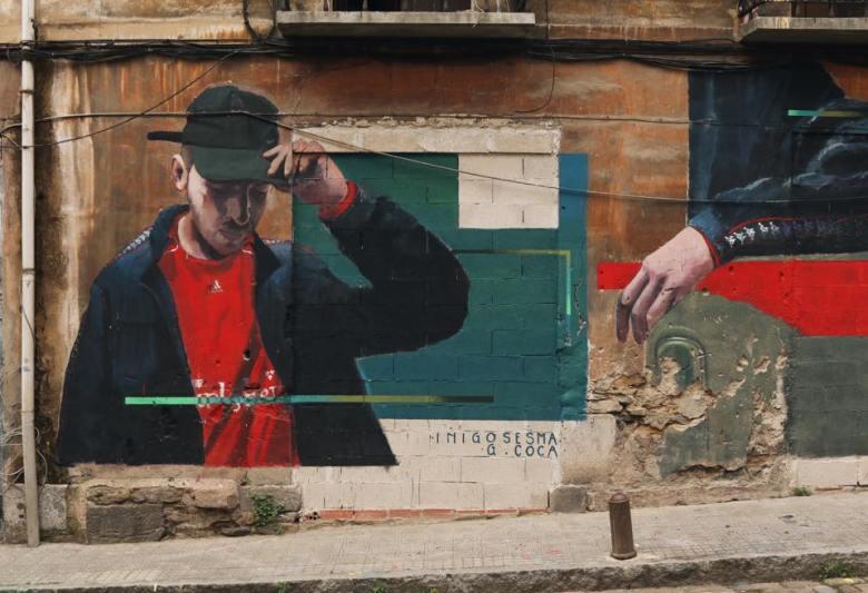 Mural Tolosa