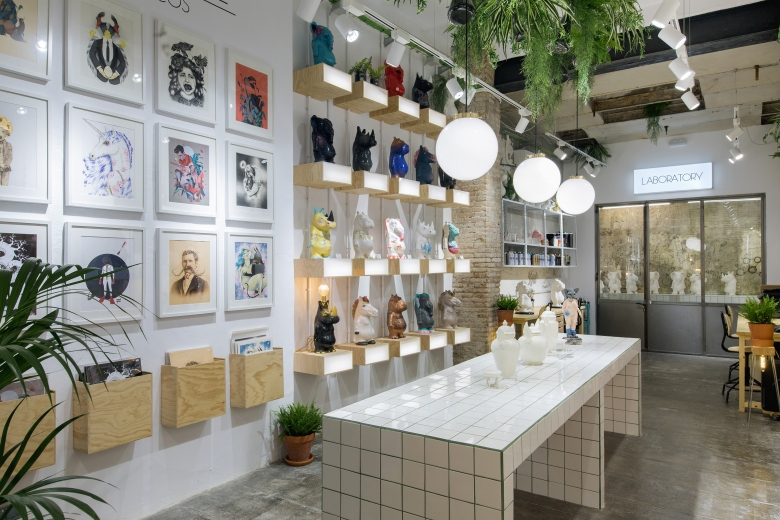 ORNAMANTE LAB-SHOP A2