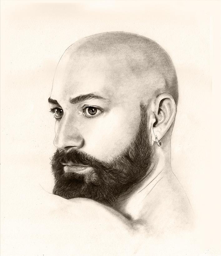 001a Retrato de Mark