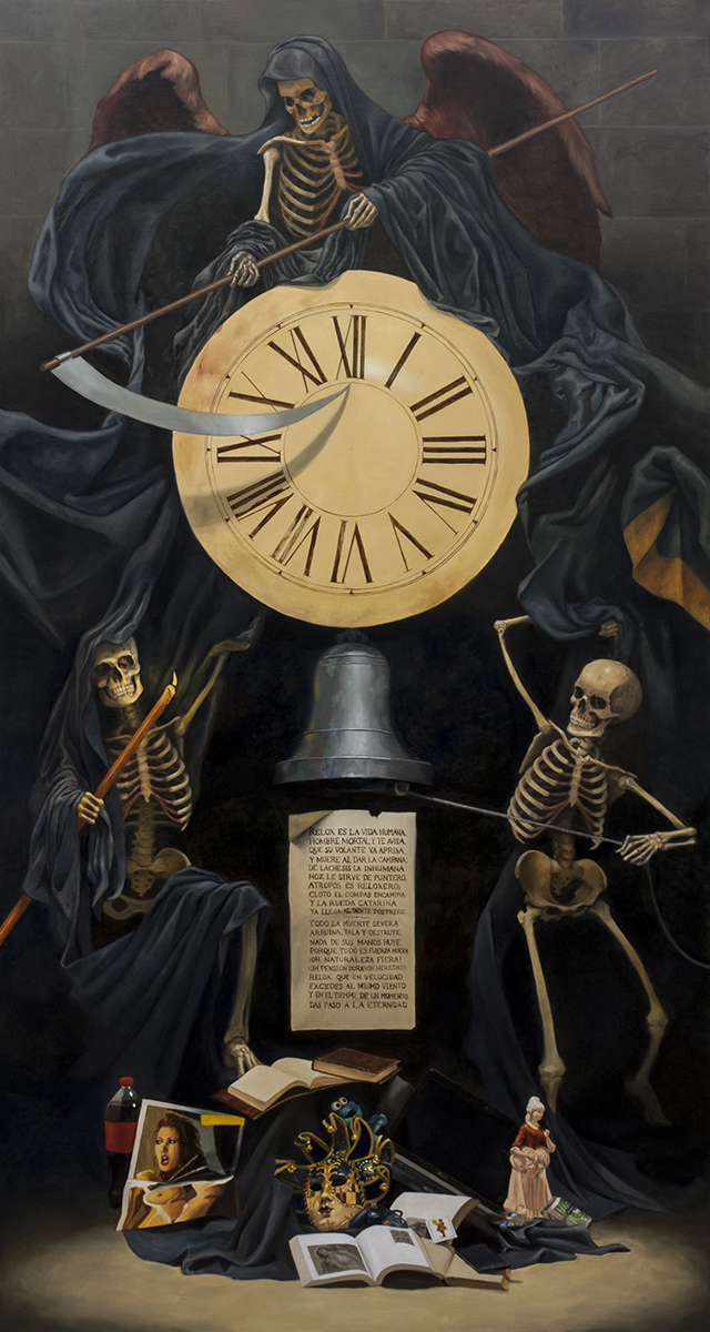 013 Muerte