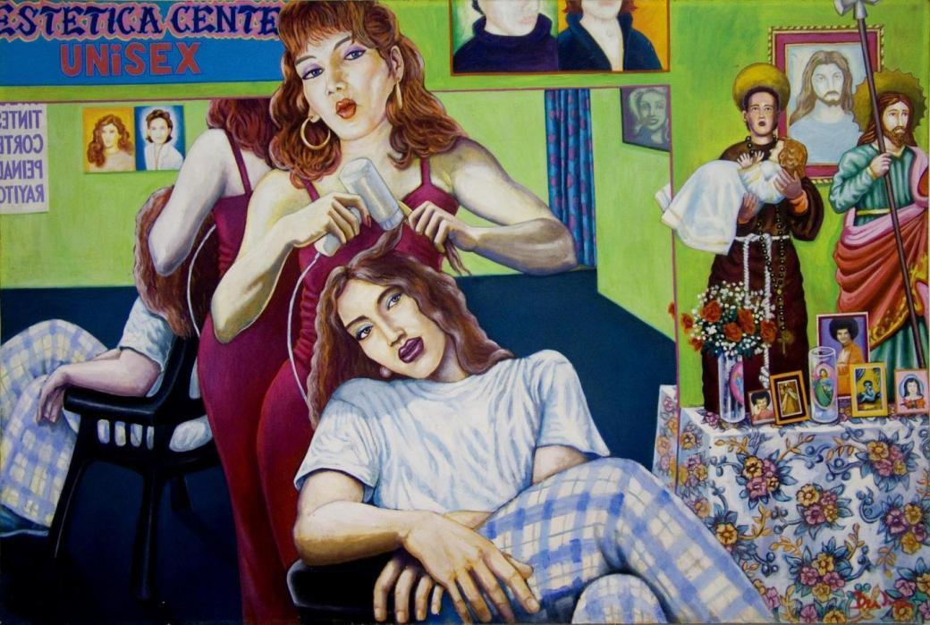 AMAZONIAS.Christian Bendayán.Estética center.1998