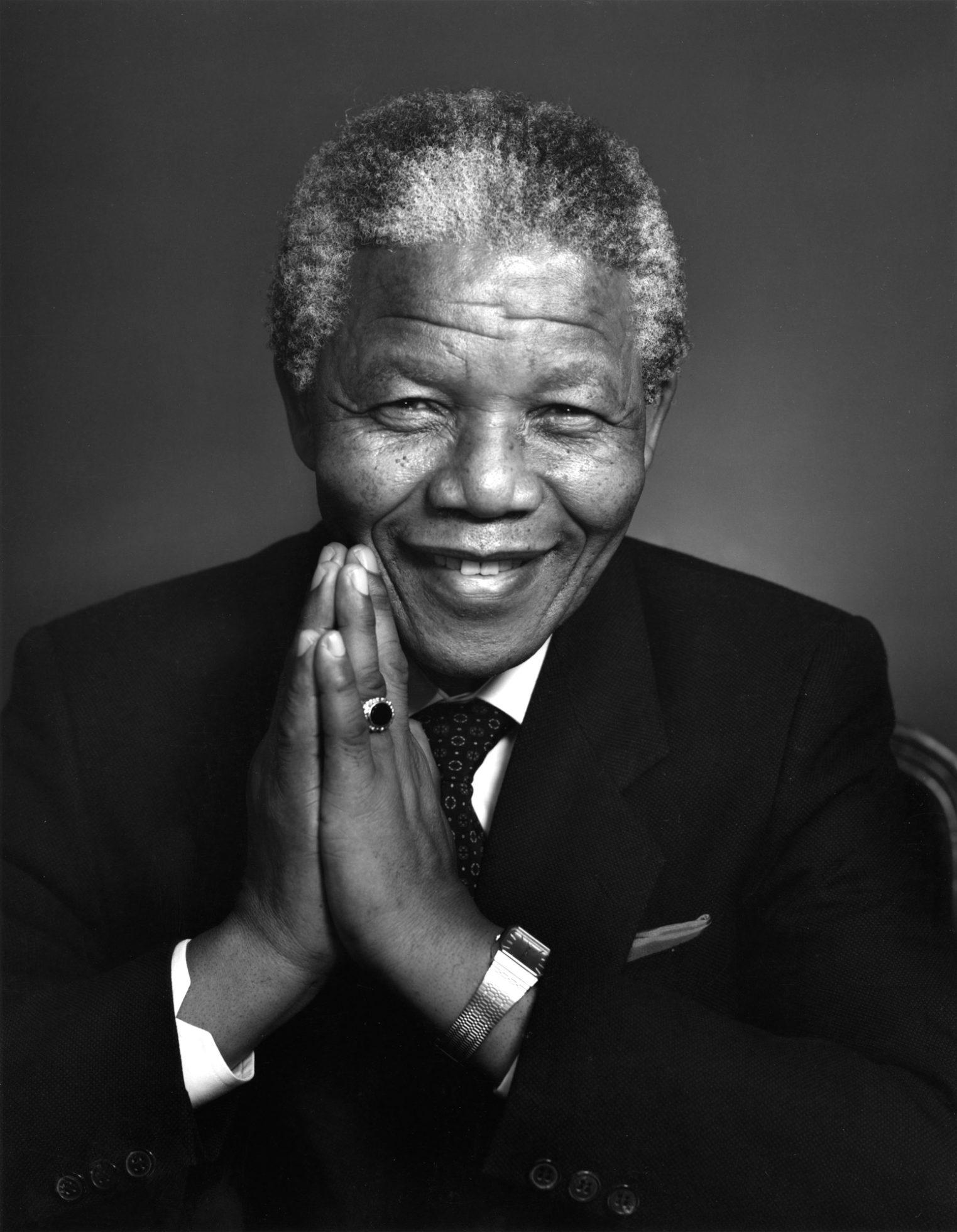 006a Yousuf-Karsh-Nelson-Mandela-1990-